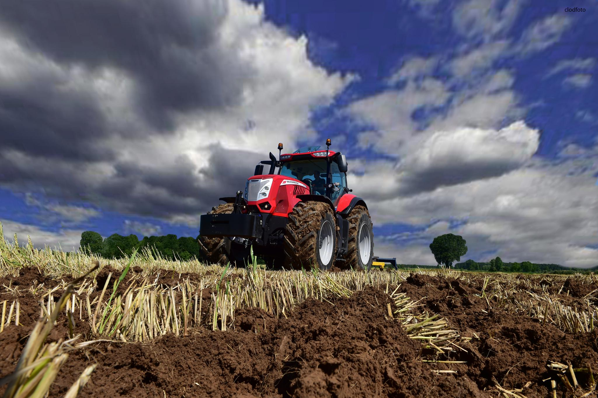 McCormick - AgriArgo UK Ltd